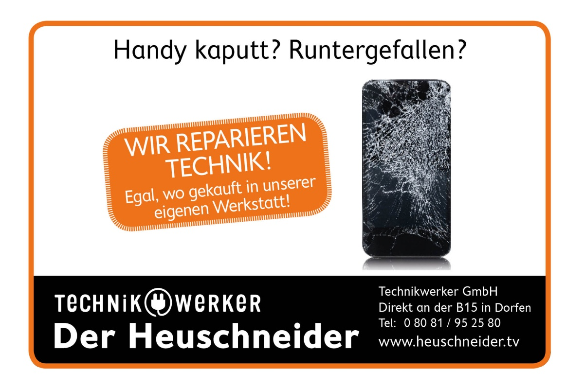 Technikwerker Handy reperatur