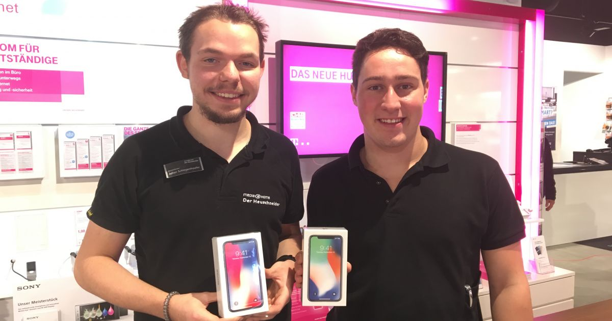 Die neuen iPhones XS, iPhone XR  • Technikwerker