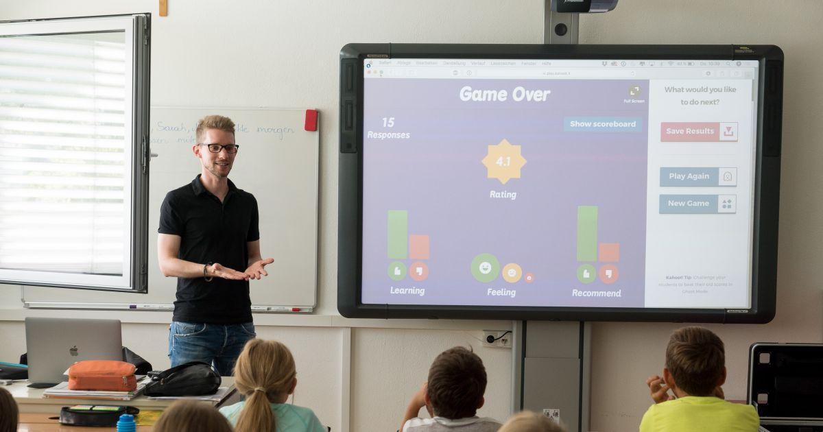 Digitales Klassenzimmer  • Technikwerker